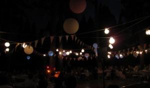 lanterns and lightbulbs