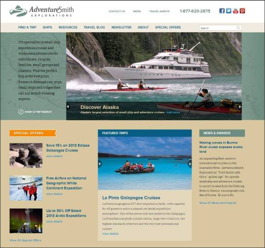 adventuresmith-website