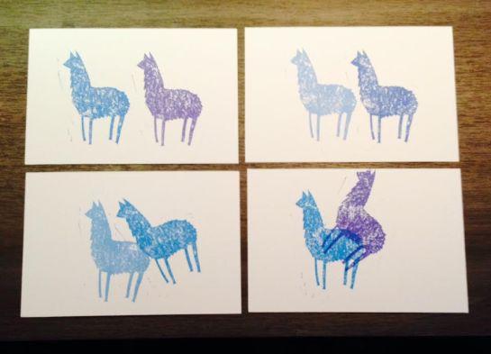 llama-courtship