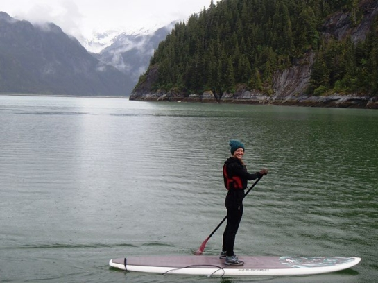 alaska-paddleboarding