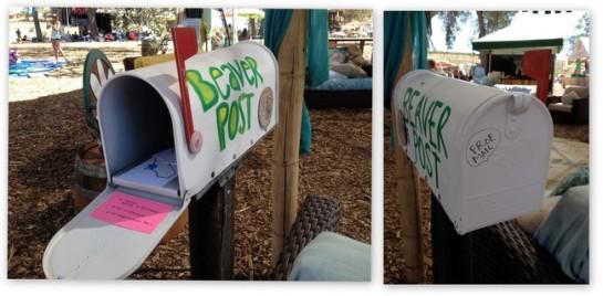 beaverstock mailbox
