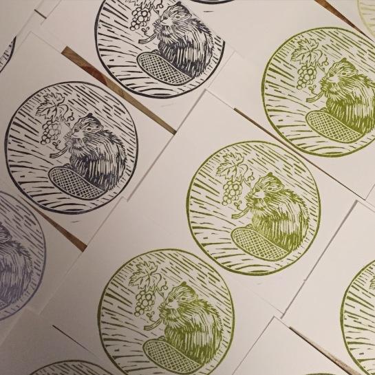 beaverstock-beaver-postcard