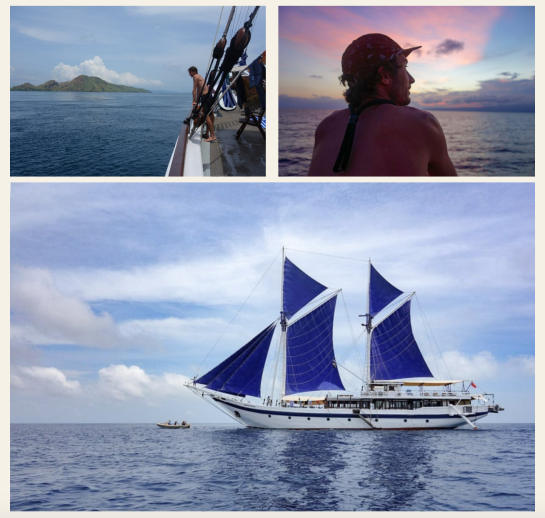 Indonesia cruising with AdventureSmith